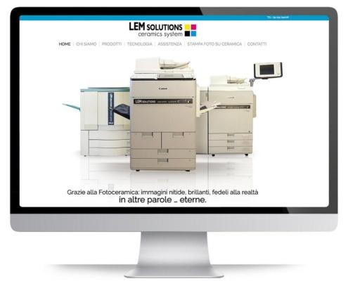 lem solutions nuovo sito news