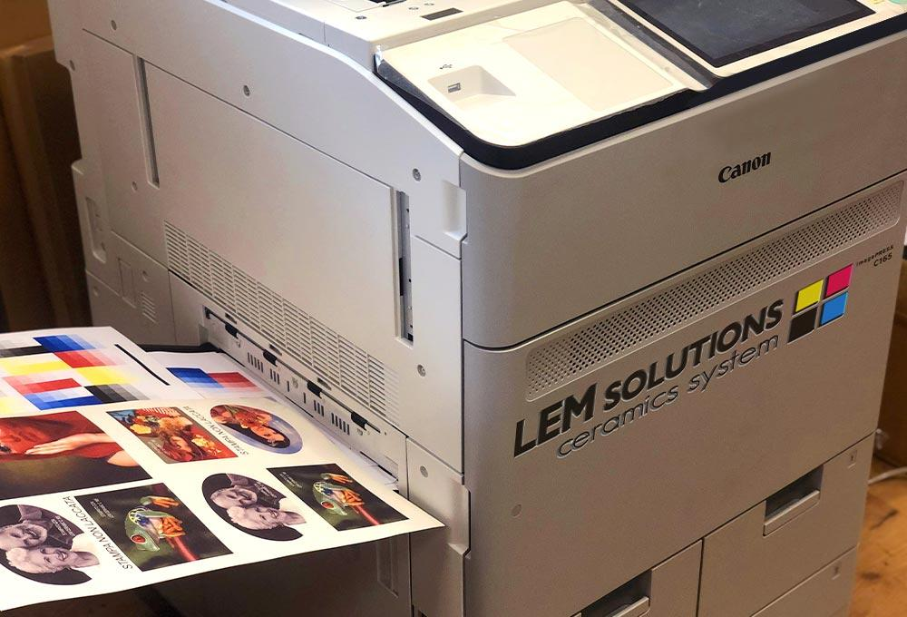 lem solutions stampanti professionali